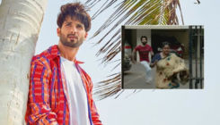 Shahid Kapoor's hilarious response on chasing the maid scene from 'Kabir Singh'