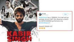 Kabir Singh Fan Reactions: Shahid Kapoor's stellar performance is getting all the love from Twitterati