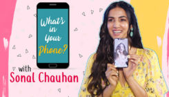 'What's In Your Phone': Sonal Chauhan's SHOCKING reaction on knowing how many photos she has