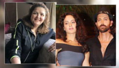 Twist in the tale! Hrithik Roshan's sister Sunaina comes out in support of Kangana Ranaut