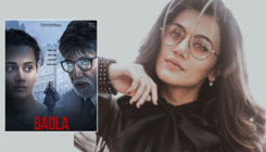 Taapsee Pannu slams troll for saying she didn't have enough dialogues in 'Badla'