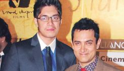 Aamir Khan shares a throwback pic of his son Junaid on his birthday