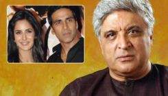 Javed Akhtar blasts makers of Akshay Kumar-Katrina Kaif's 'Tip Tip Barsa Paani'
