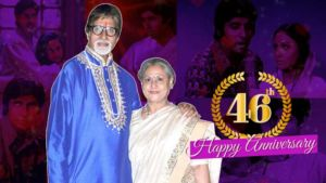 Amitabh Bachchan-Jaya Bachchan wedding anniversary: 5 films which proved they are the perfect couple
