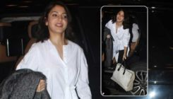 PICS: Anushka Sharma leaves for England to support hubby Virat Kohli at 2019 World Cup