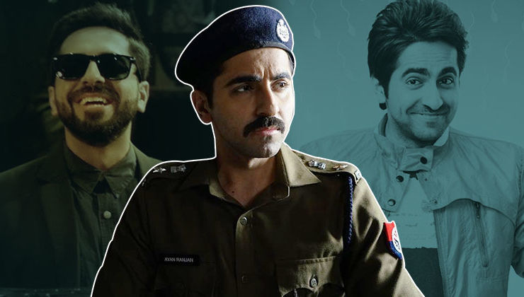 Is Ayushmann Khurrana becoming a class act by being versatile and bold in his film choices?