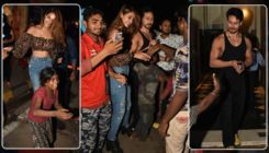 PICS: Disha Patani celebrates her birthday by going on a dinner date with BF Tiger Shroff