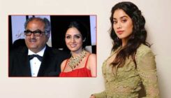Janhvi Kapoor shares a throwback pic of Sridevi and Boney Kapoor