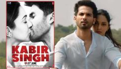 'Kabir Singh': Shahid Kapoor is clearly smitten by Kiara Advani in the new poster