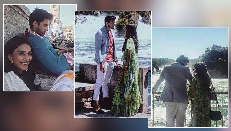'Kasautii Zindagii Kay': Parth Samthaan and Erica Fernandes' pictures and videos from Switzerland will brighten your day
