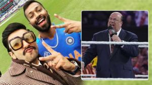Ranveer Singh gets a copyright warning from Brock Lesnar's lawyer Paul Heyman