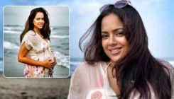 Sameera Reddy slams trolls who criticized her for her baby bump photos