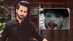 Shahid Kapoor turns into a beautiful dancing belle with red lipstick - watch video