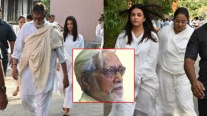 Sheetal Jain funeral: Amitabh Bachchan, Aishwarya Rai Bachchan arrive to pay their last respects