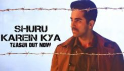 'Shuru Karein Kya': Teaser of Ayushmann Khurrana's angry rap challenging the system is out