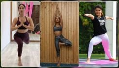 International Yoga Day: Jacqueline Fernandez, Sonal Chauhan and Malaika Arora will give you major fitness goals