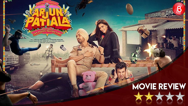 'Arjun Patiala' Movie Review: A futile attempt at tickling your funny bone