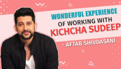 Aftab Shivdasani Reveals About His Wonderful Working Experience With Kichcha Sudeep