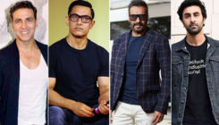 Akshay Kumar, Aamir Khan, Ajay Devgn, Ranbir Kapoor to clash at the box-office on Christmas 2020
