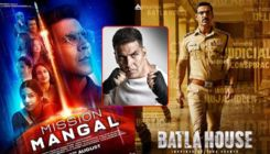 After John Abraham, now Akshay Kumar has a quirky take on 'Mission Mangal's clash with 'Batla House'