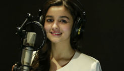 Alia Bhatt records a song for Mahesh Bhatt's 'Sadak 2'