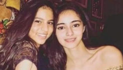 Ananya Panday and Suhana Khan burn the dance floor with their dance moves-watch video