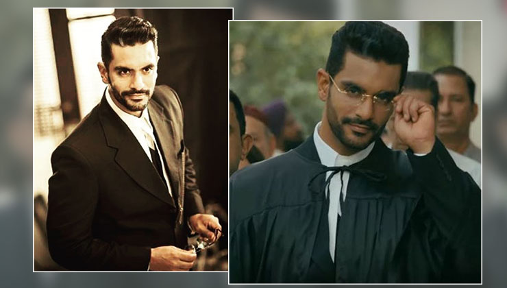 'The Verdict': Angad Bedi dons a brand new lawyer look for Ekta Kapoor's web-series