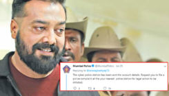 Anurag Kashyap receives death threats on Twitter; Mumbai Police jumps to his safety