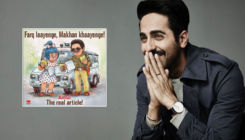 Amul celebrates Ayushmann Khurrana's 'Article 15' with an utterly butterly treat
