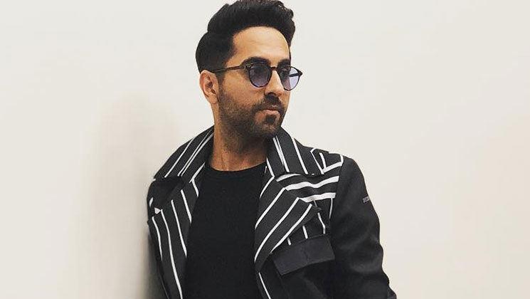 Ayushmann Khurrana's take on #SareeTwitter is breaking the internet | Bollywood Bubble