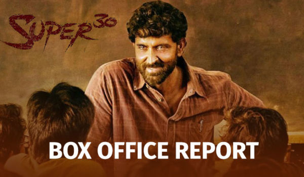 'Super 30' Box Office Report: Hrithik Roshan starrer mints THIS much amount on its first weekend
