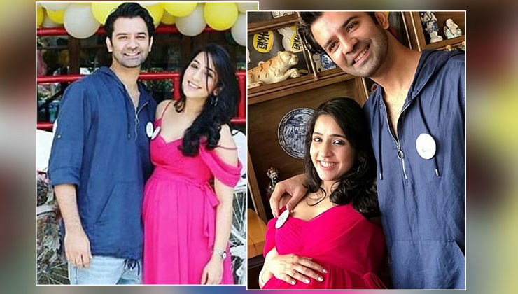 Barun Sobti and Pashmeen Manchanda blessed with a baby girl