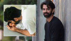 Barun Sobti's picture with his one-month old daughter Sifat is all things love