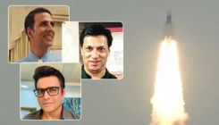 'Chandrayaan 2': Bollywood congratulates ISRO scientists for accomplishing the mammoth feat