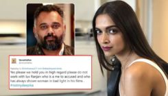 #NotMyDeepika trends on Twitter as Deepika Padukone meets #MeToo accused Luv Ranjan