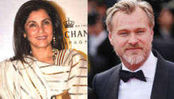 Dimple Kapadia spotted shooting for Hollywood debut 'Tenet' with Christopher Nolan - view pics