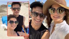 Drashti Dhami flaunts her hot bod on her Spain vacation with hubby Niraj Khemka