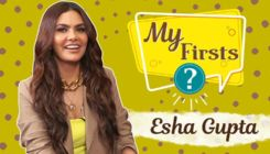 'My Firsts': Esha Gupta reveals her first acting gig was playing a grandmother