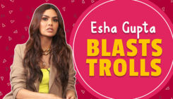 Esha Gupta criticized trolls; says,