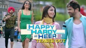 Happy Hardy And Heer Teaser