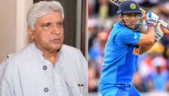 Javed Akhtar shows his support to MS Dhoni; says,
