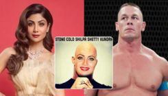 John Cena shares funny meme featuring Shilpa Shetty; her witty response is unmissable!