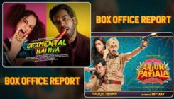 Box Office Report: Kangana-Rajkummar's 'Judgementall Hai Kya' leaves behind Kriti-Diljit's 'Arjun Patiala'