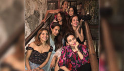 Malaika Arora enjoys a night out with her girl gang post Maldives vacation - view pics