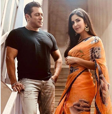 Salman Khan has the cutest birthday wish for Katrina Kaif