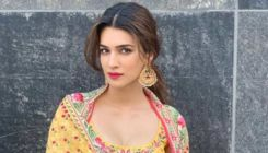 Kriti Sanon feels birthdays are overrated; Says,