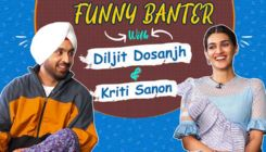 Funny Banter with 'Arjun Patiala' Jodi, Diljit Dosanjh and Kriti Sanon