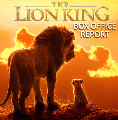 Lion King Box Office Day 1