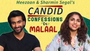 Meezaan and Sharmin Segal's candid confessions on 'Malaal'