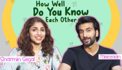 Meezaan and Sharmin Segal DIVULGE some dirty secrets playing 'How Well Do You Know Each Other'